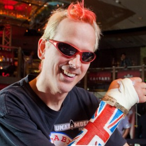 Phil Laak at WSOPE